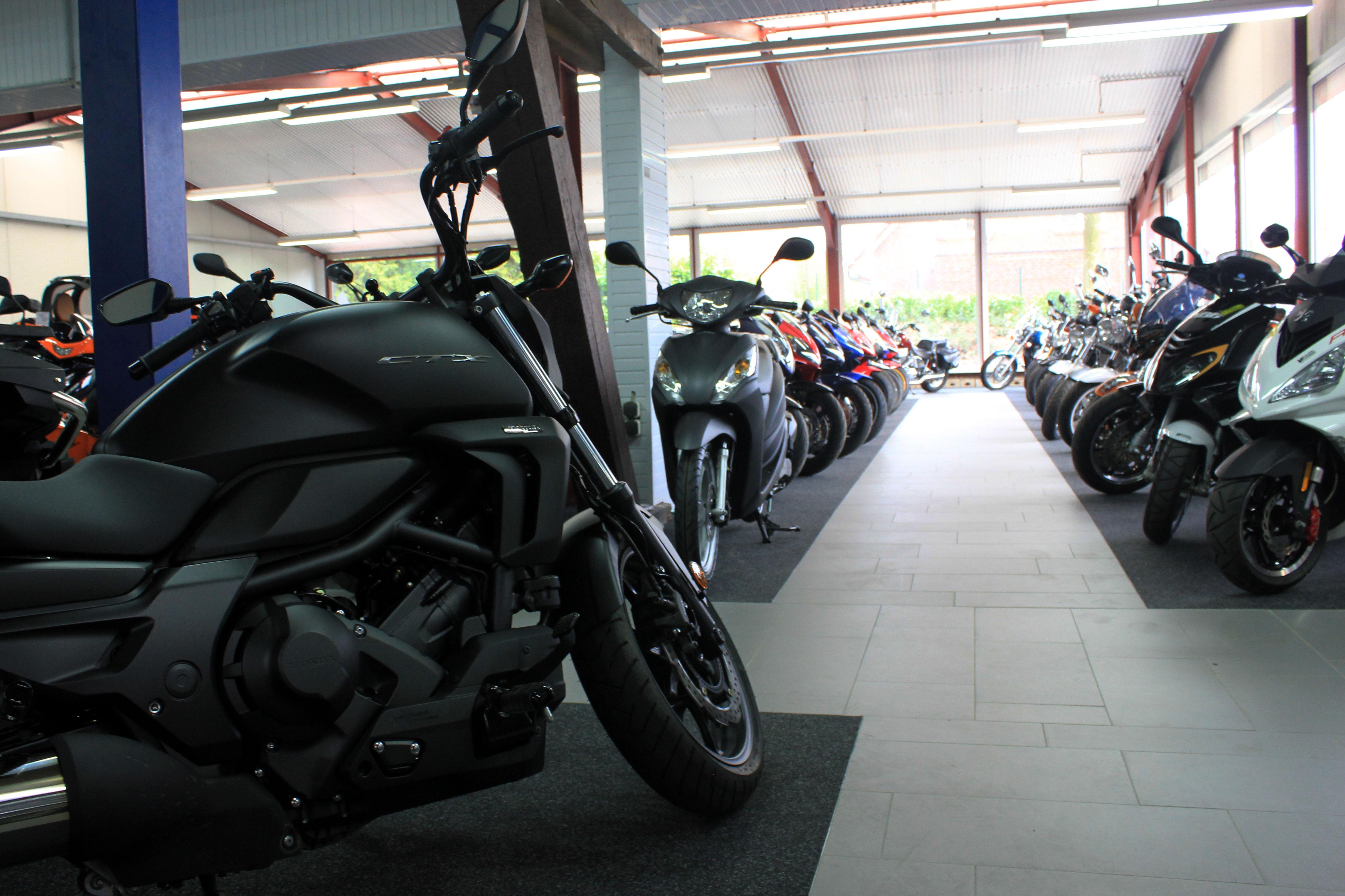 Unternehmensbilder Motorrad-Center Wessmann GmbH 10