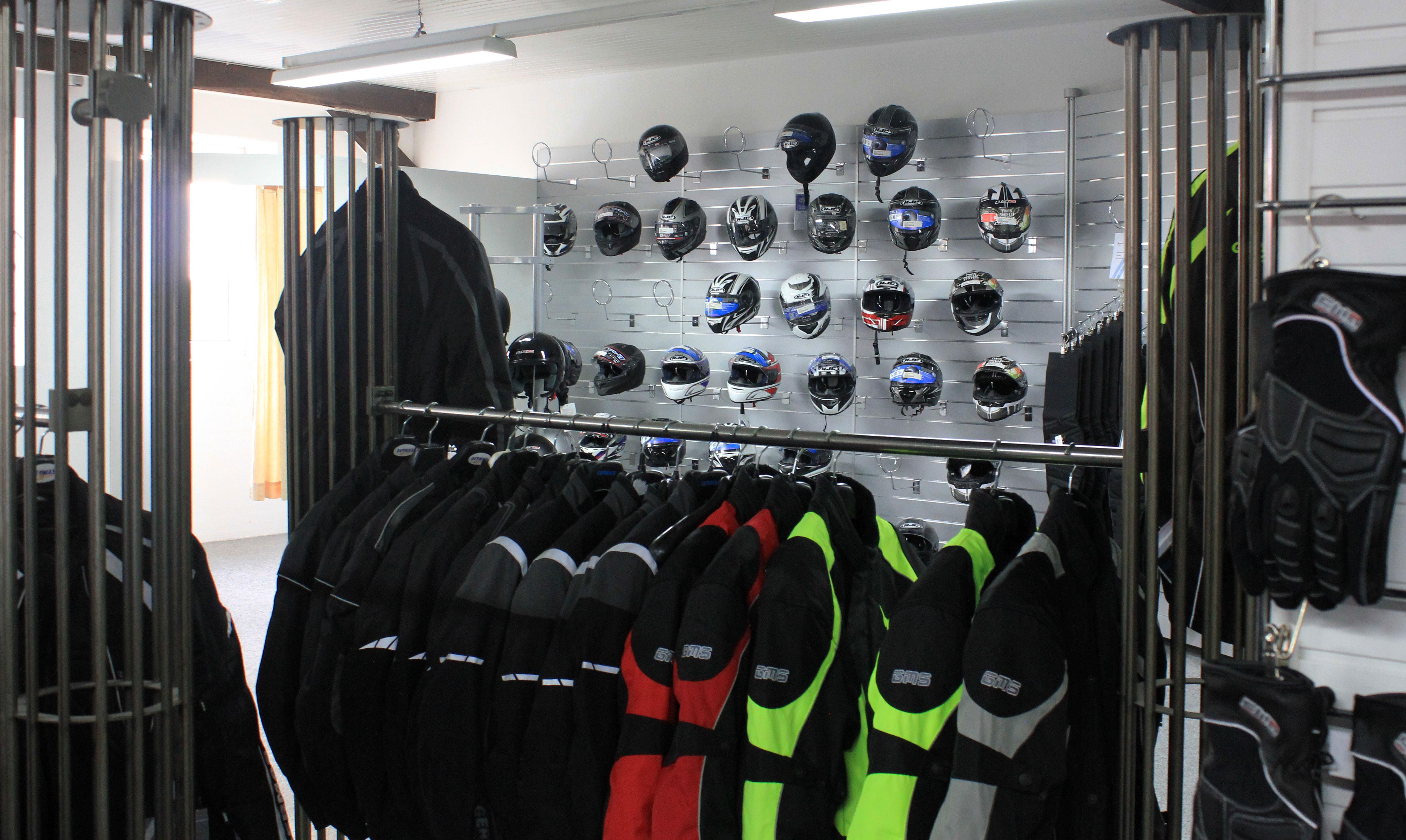 Unternehmensbilder Motorrad-Center Wessmann GmbH 13