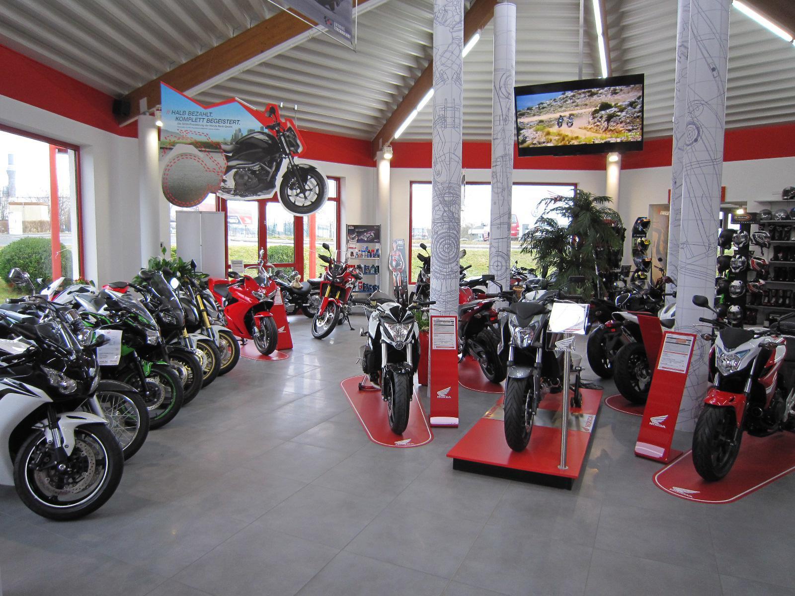 Unternehmensbilder Motorradcenter Keßler 8
