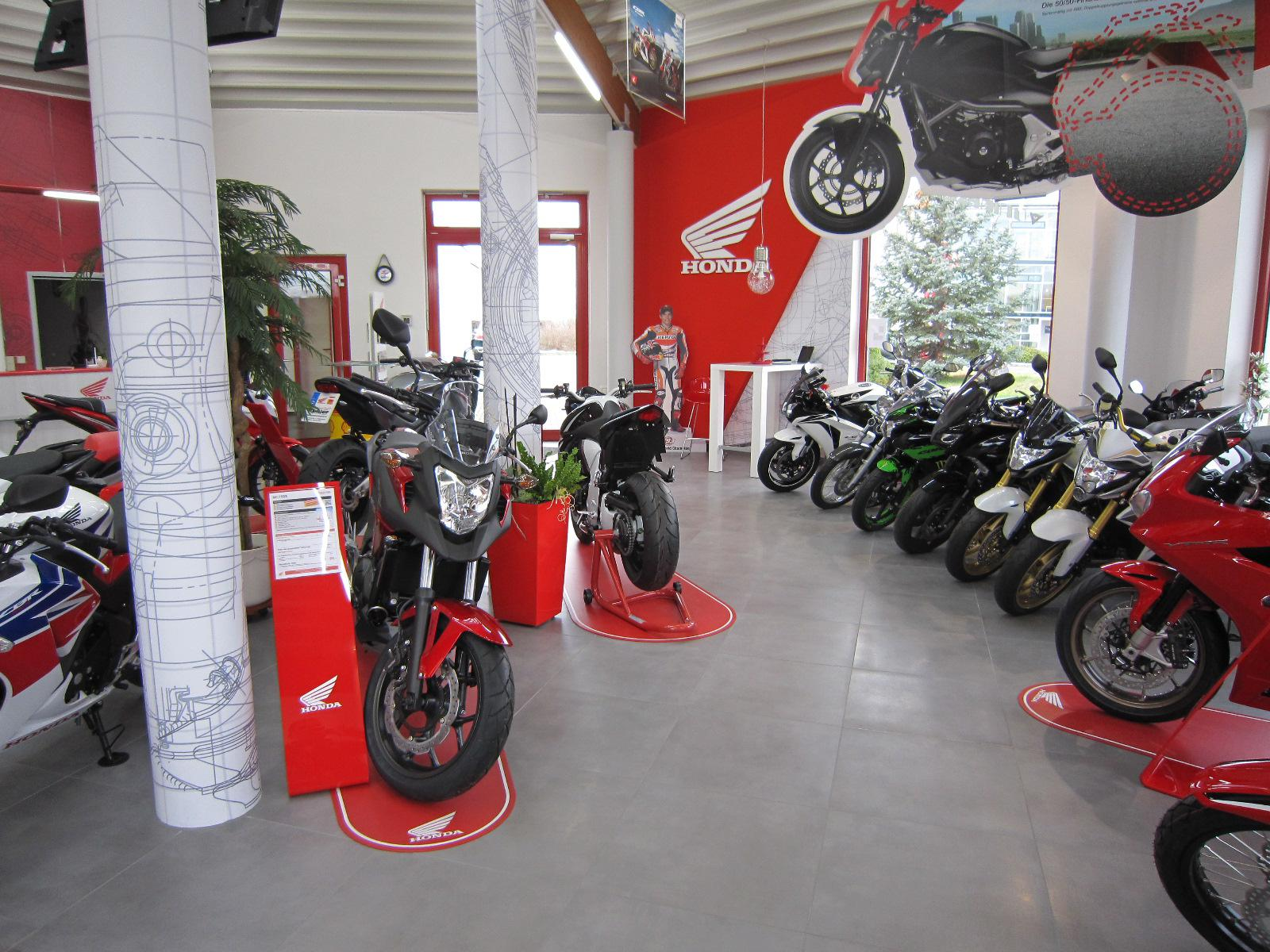 Unternehmensbilder Motorradcenter Keßler 9
