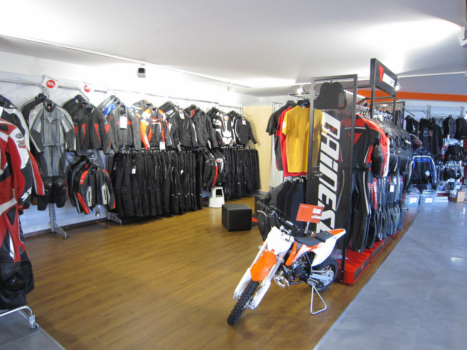 Unternehmensbilder Motorradcenter Keßler 16