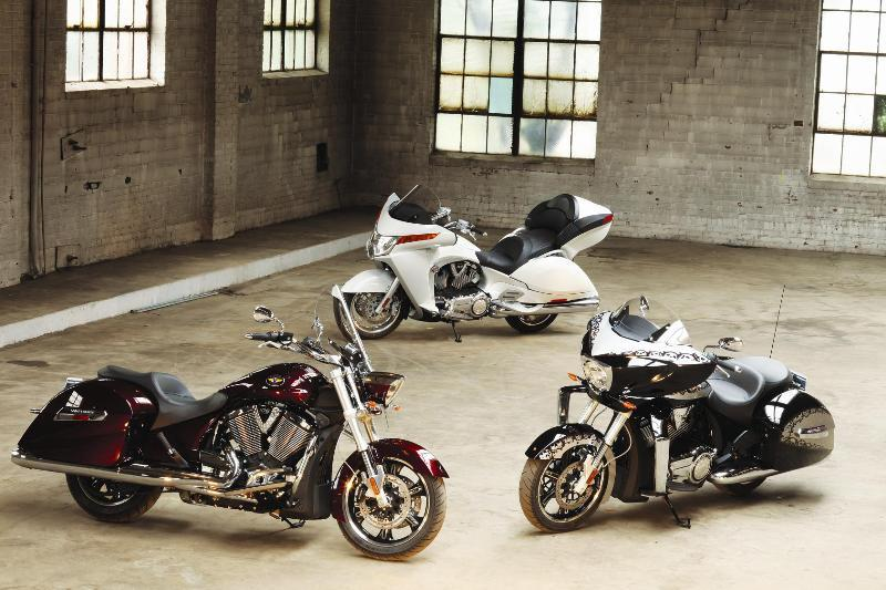 Victory Motorcycles Foto