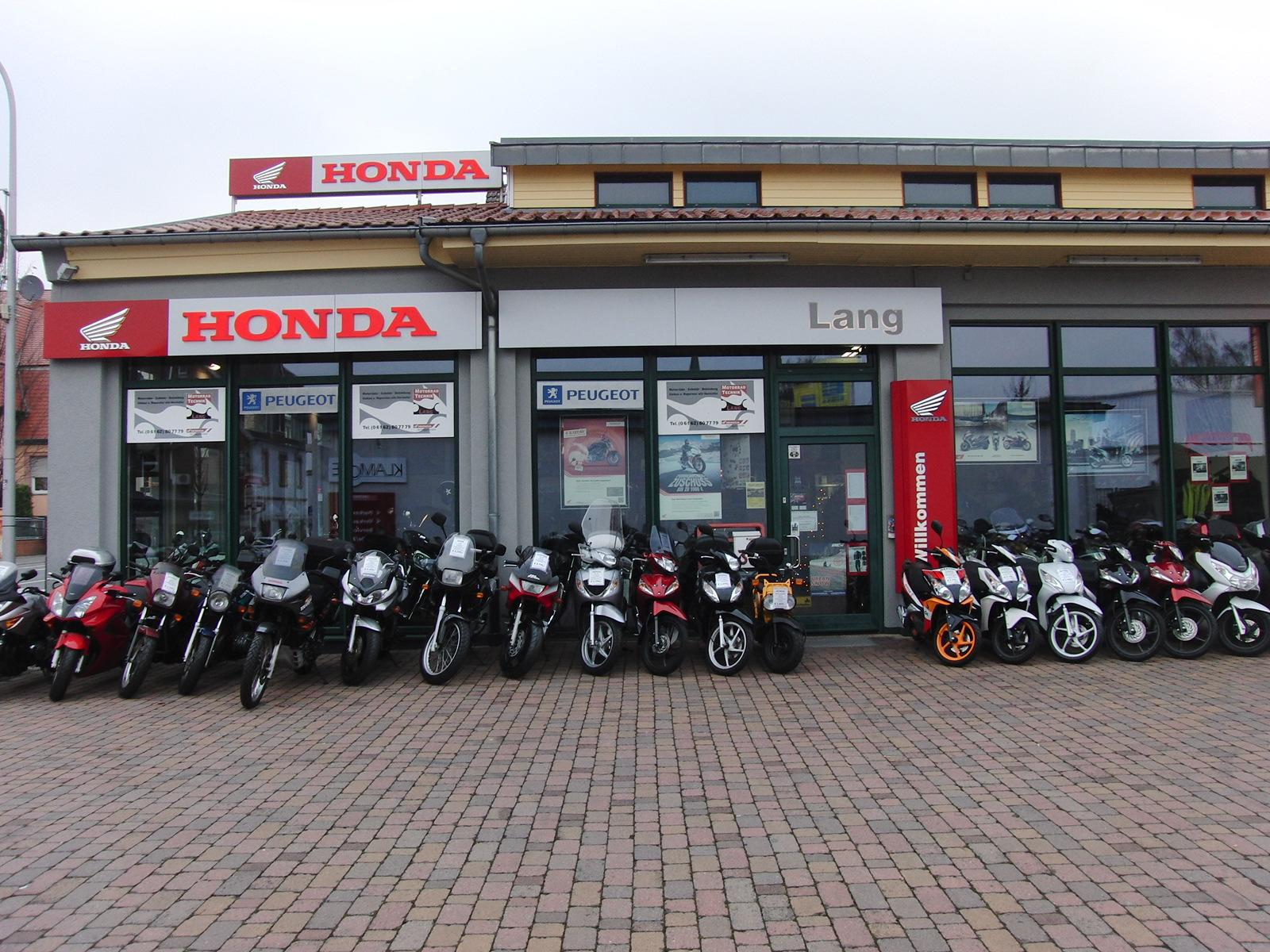 Unternehmensbilder Motorradtechnik Lang GmbH 2