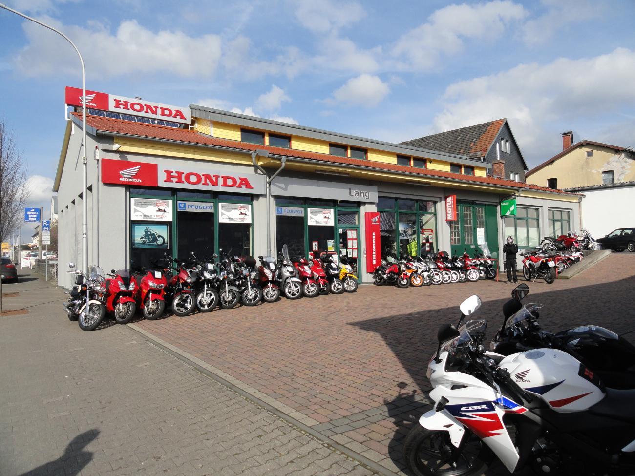 Unternehmensbilder Motorradtechnik Lang GmbH 1