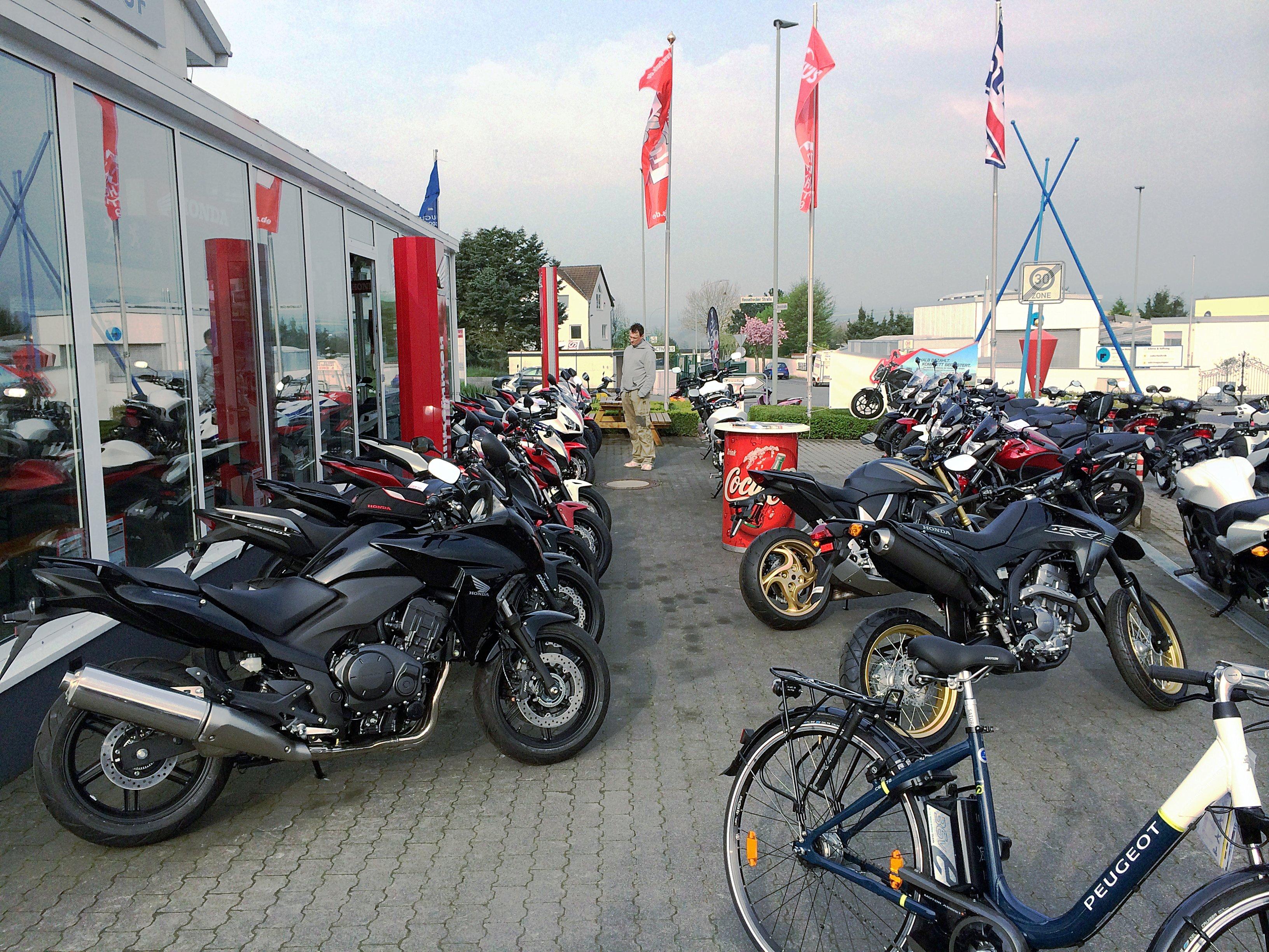 Unternehmensbilder ZSF Motorradtreff GmbH 6