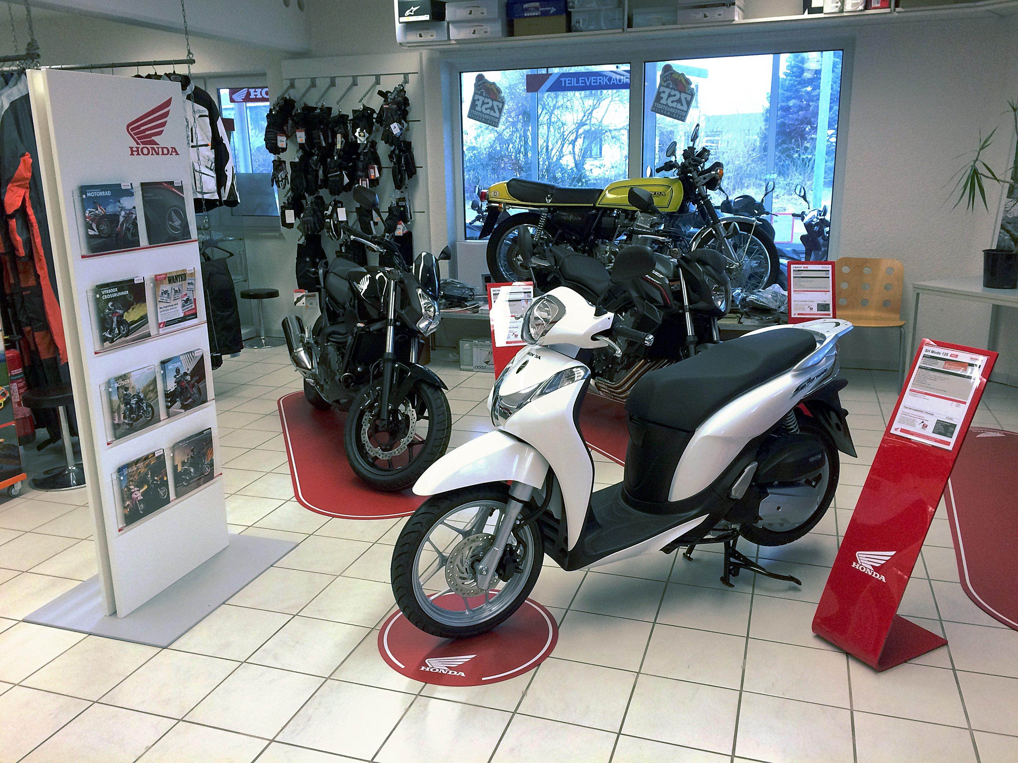 Unternehmensbilder ZSF Motorradtreff GmbH 2