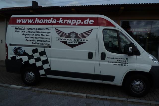 Unternehmensbilder Motorradhaus R. & V. Krapp OHG 10