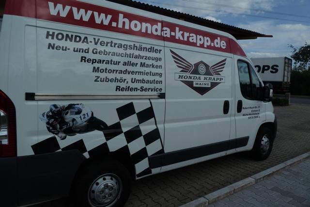 Unternehmensbilder Motorradhaus R. & V. Krapp OHG 11