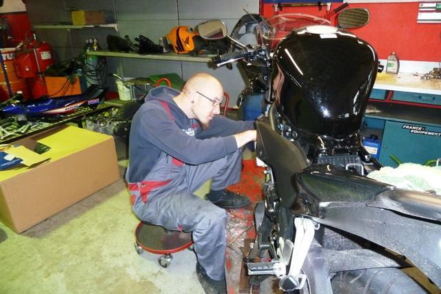 Unternehmensbilder Motorradhaus R. & V. Krapp OHG 16