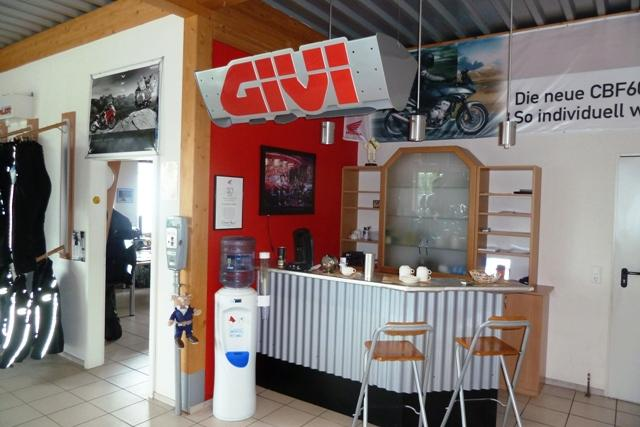 Unternehmensbilder Motorradhaus R. & V. Krapp OHG 20