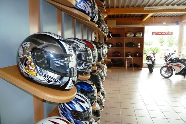 Unternehmensbilder Motorradhaus R. & V. Krapp OHG 22