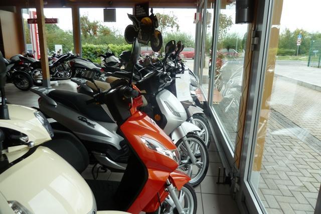 Unternehmensbilder Motorradhaus R. & V. Krapp OHG 24