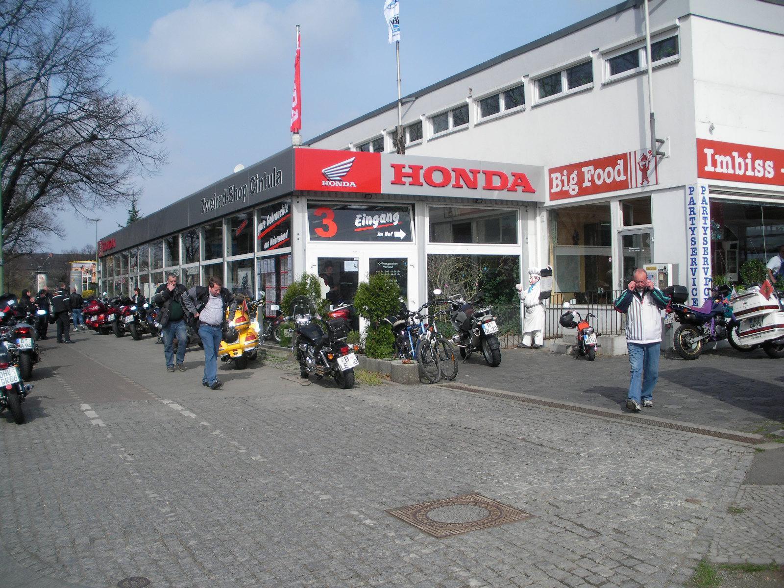 Unternehmensbilder Zweirad-Shop Cintula 3