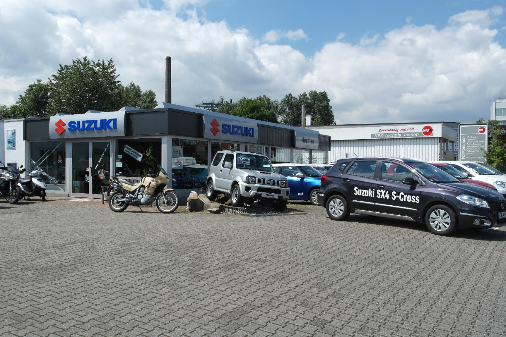 Unternehmensbilder Auto Hermes KG 1