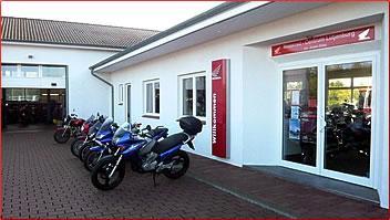 Unternehmensbilder Motorrad-Centrum Lütjenburg 7