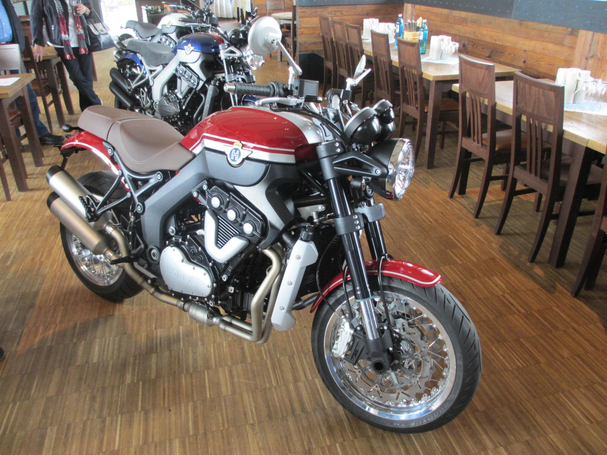 Horex Meeting Mit Horst Lichter 25 06 2013 Motorrad Fotos