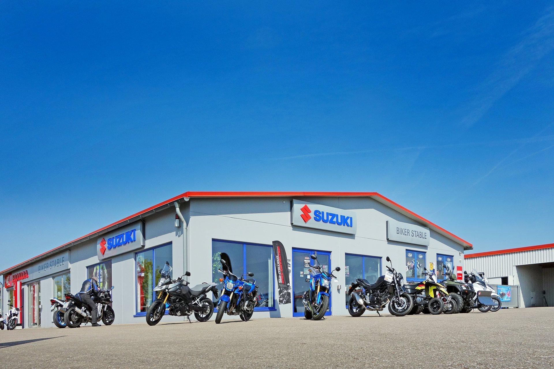 Unternehmensbilder Biker Stable GmbH & Co. KG 4