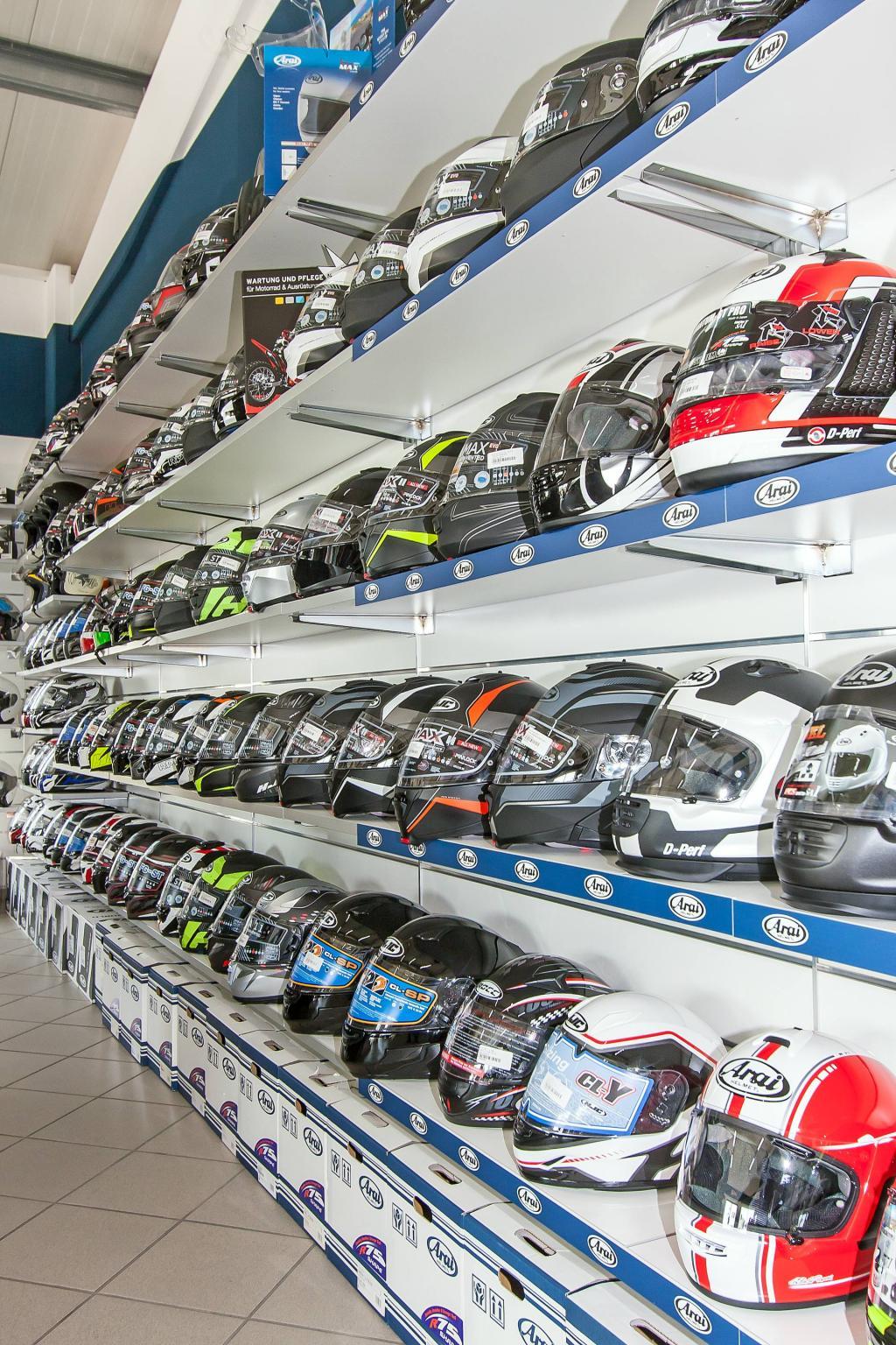 Unternehmensbilder Biker Stable GmbH & Co. KG 5
