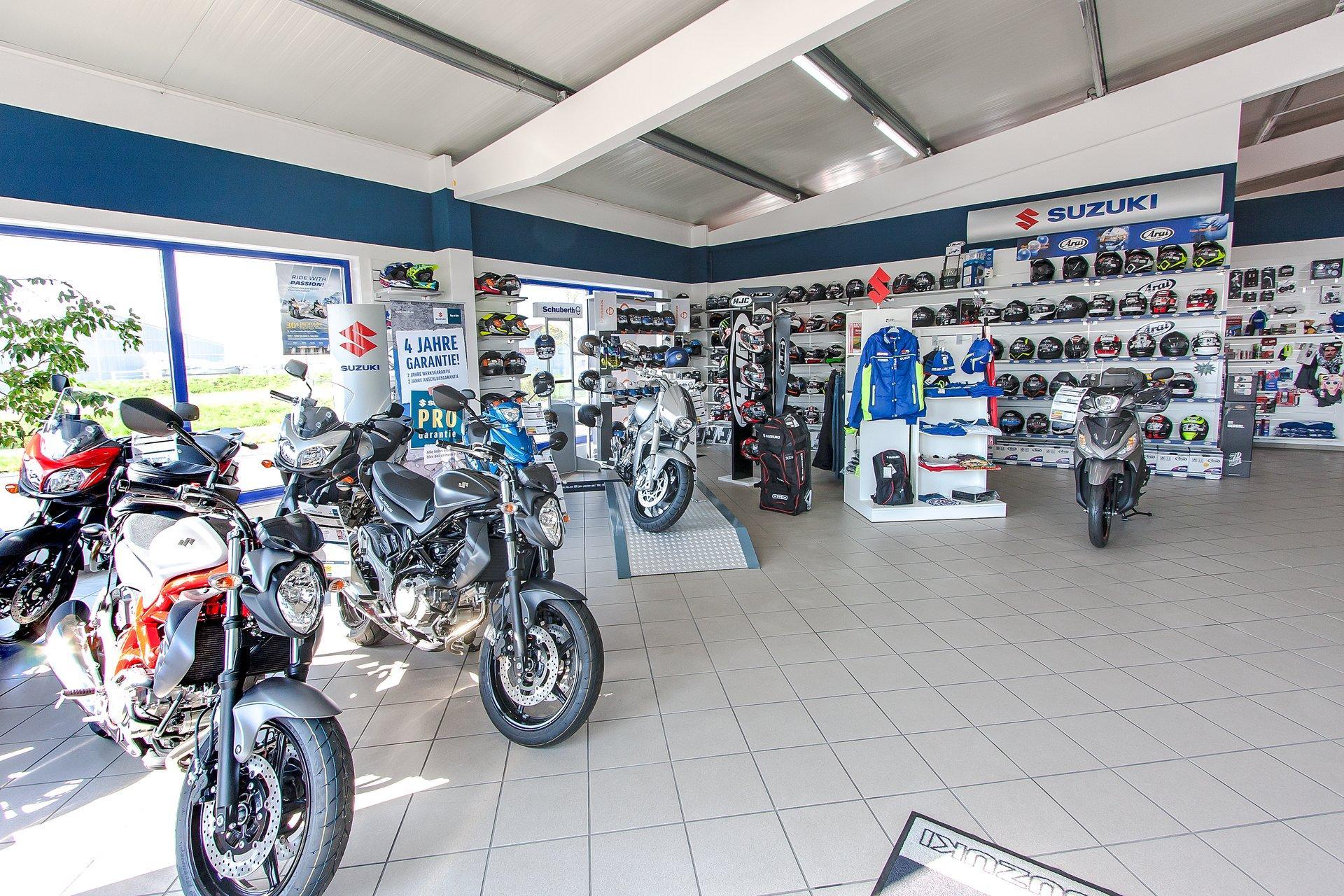 Unternehmensbilder Biker Stable GmbH & Co. KG 7