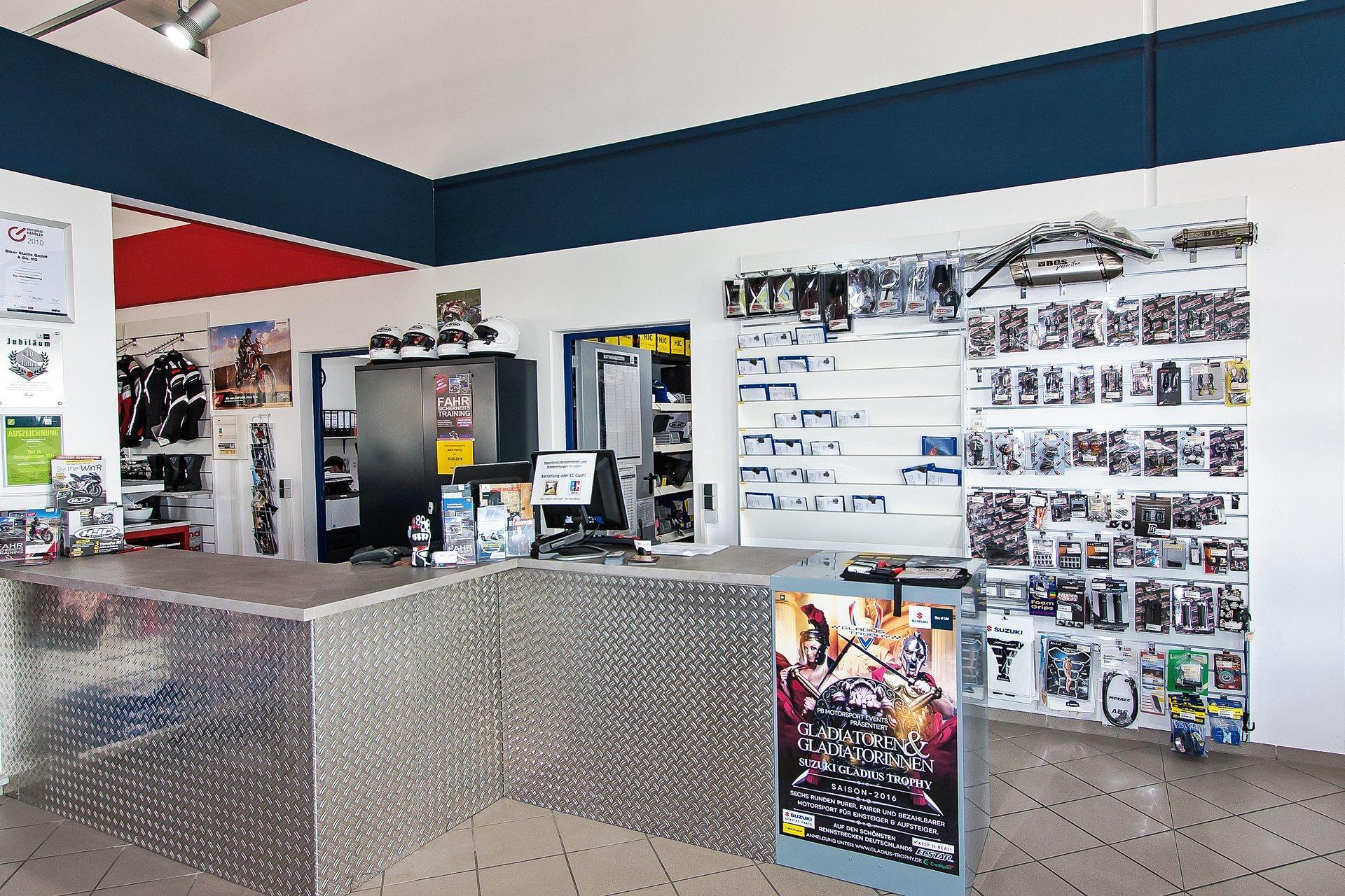 Unternehmensbilder Biker Stable GmbH & Co. KG 8