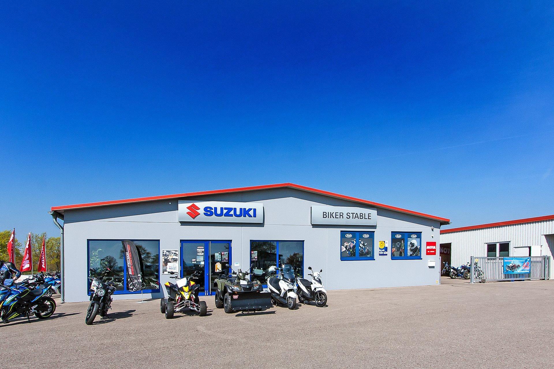Unternehmensbilder Biker Stable GmbH & Co. KG 10