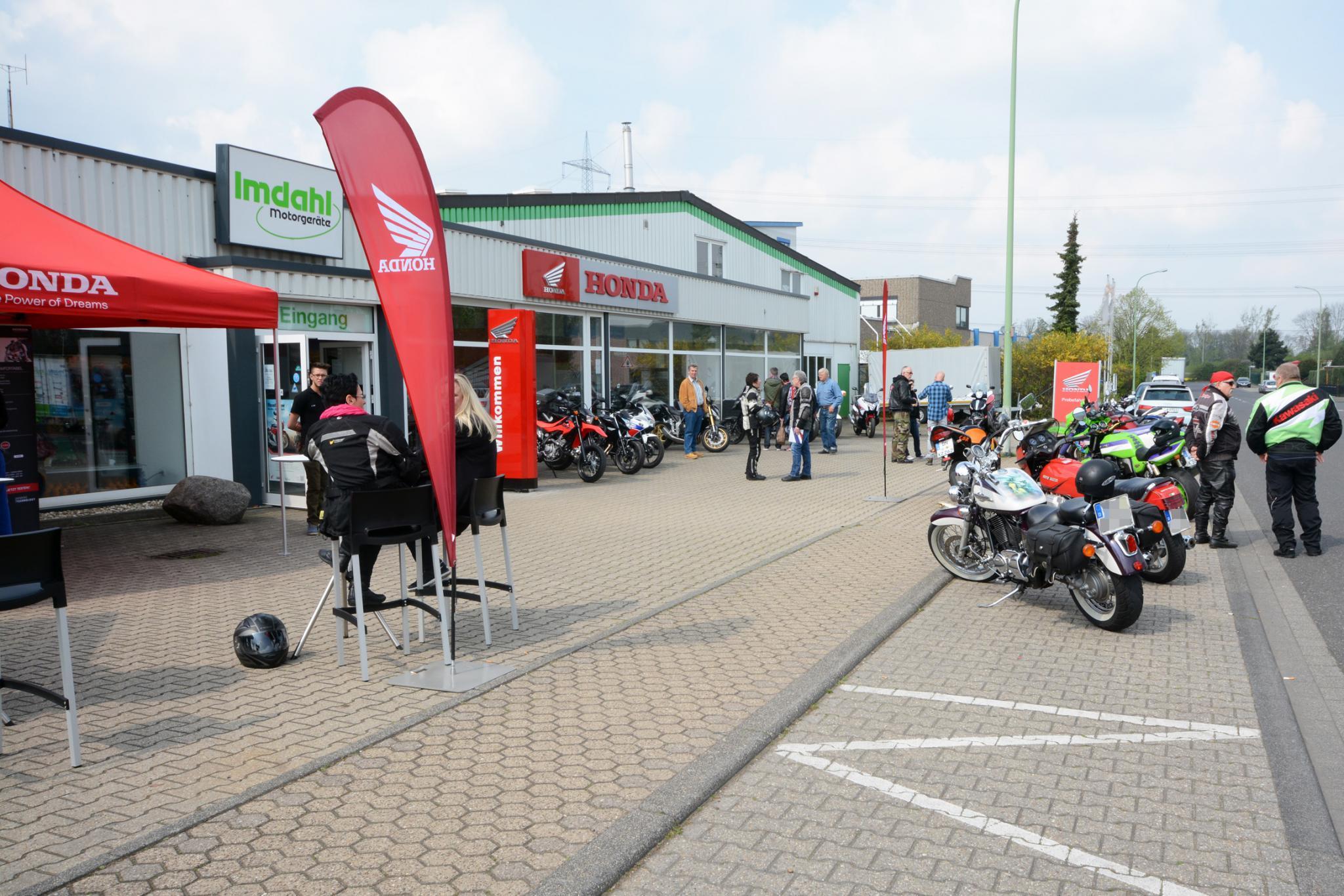 Unternehmensbilder Imdahl Motorgeräte GmbH 7