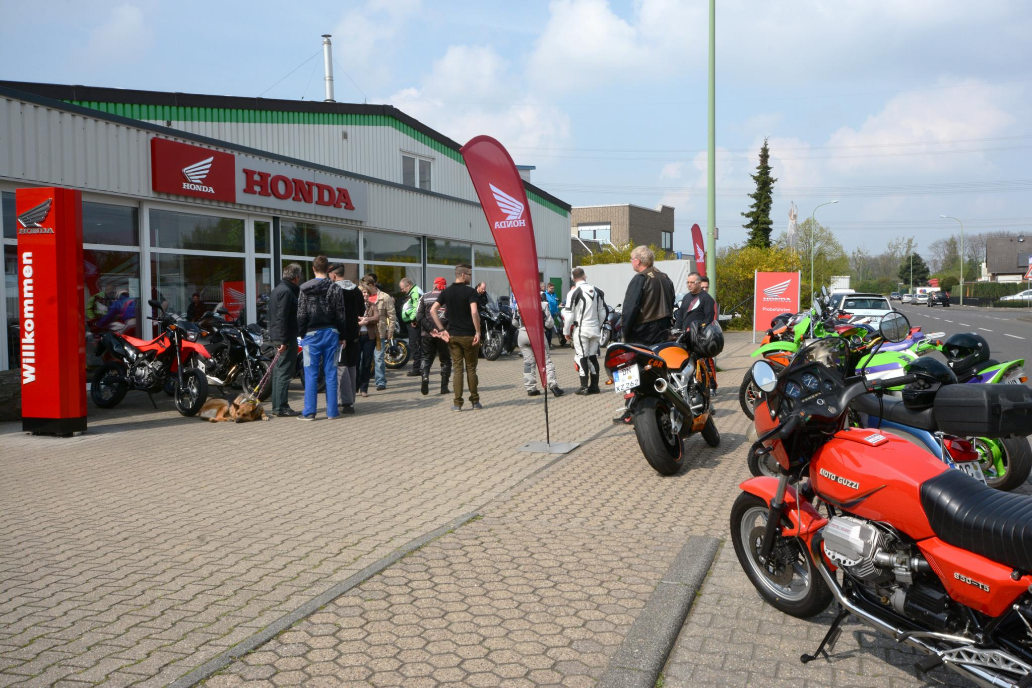 Unternehmensbilder Imdahl Motorgeräte GmbH 11