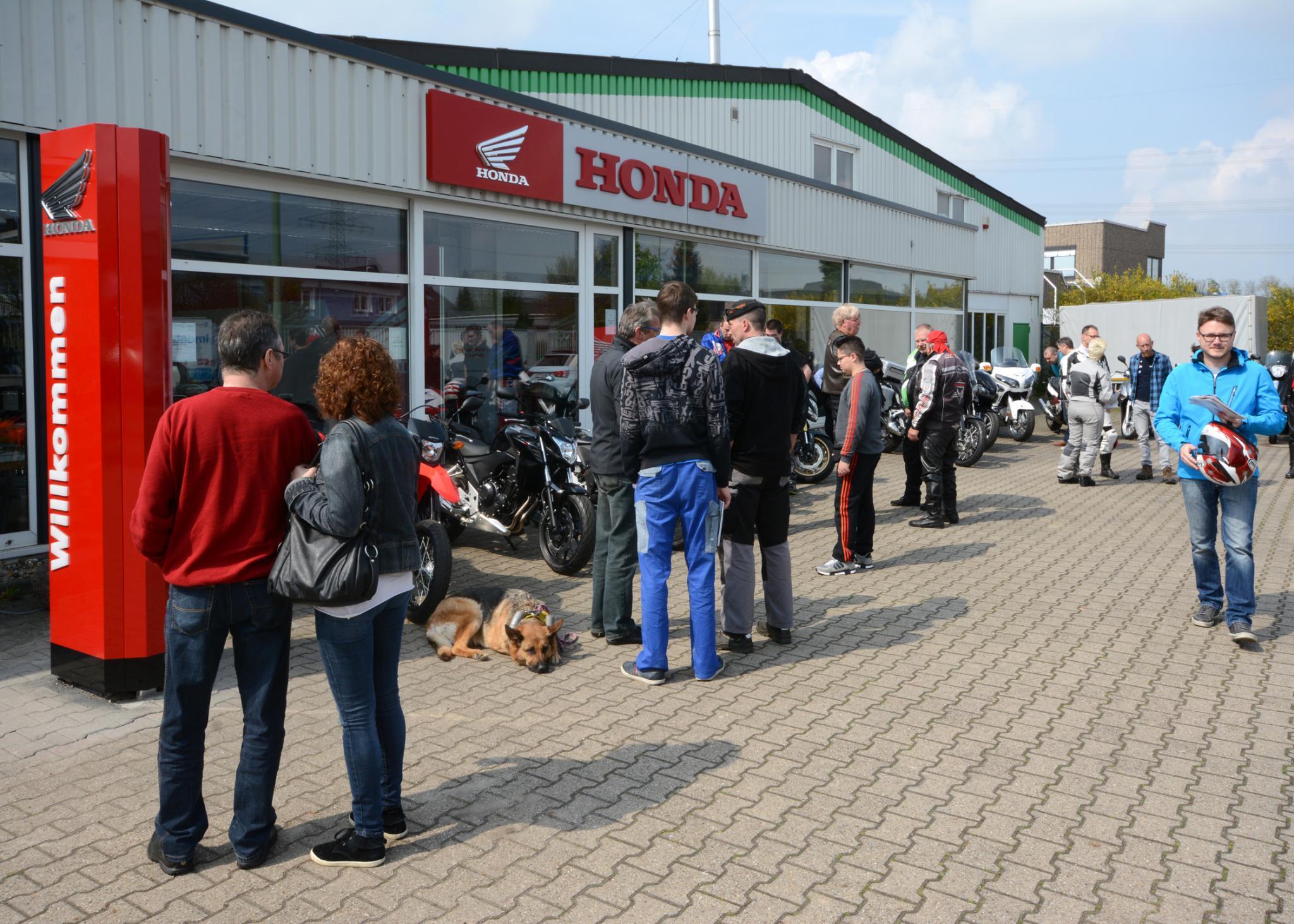 Unternehmensbilder Imdahl Motorgeräte GmbH 13