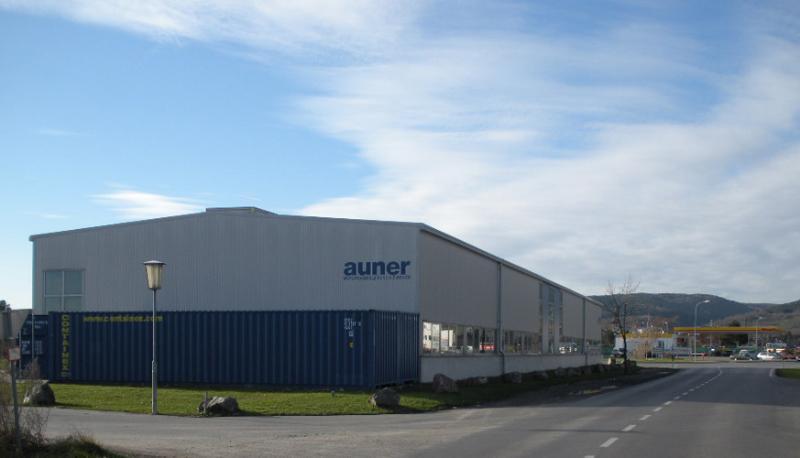 auner Zentrale  Pfaffstätten « Bilder « Auner Online Shop