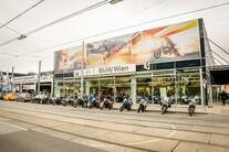Motorradzentrum Eröffnung 2016
