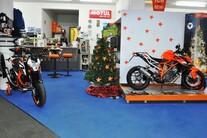 KTM Motobike Nikolaustag 2013