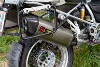 BMW R 1200 GS Tuning-Projekt Teil 1: Akrapovic Komplettanlage