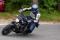 Yamaha MT-07 Test | Action