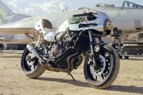 Shinya Kimura Yamaha MT07 Faster Son