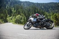 Reiseenduro Test in den Alpen 2015