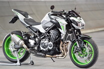 Kawasaki Z900 100% Custom Edition
