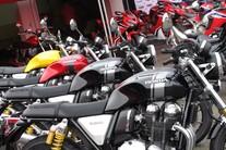 Honda Testtage 2017