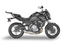 Neue GIVI Parts für die Kawasaki Z 650 (17)