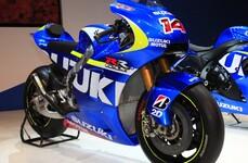 Suzuki GSX-RR 2015 MotoGP