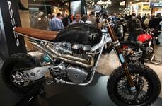 Triumph Custom Bikes