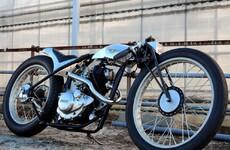 Yamaha SR125 Material Woman