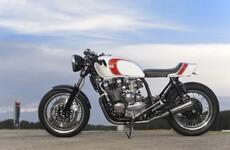Yamaha XJ900R Seca by Hageman MC