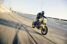Yamaha MT-09 Faster Wasp