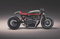 Yamaha XV950 Son of Time - Yard Built