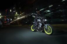 Yamaha MT-09 und MT-10 SP 2017