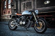 Yamaha XJ900 Cafe Racer