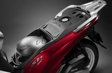 Honda SH125i und SH150i 2017