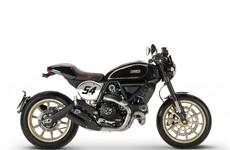 Ducati Scrambler Cafe Racer 2017