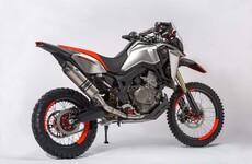 Honda Africatwin Sport Enduro