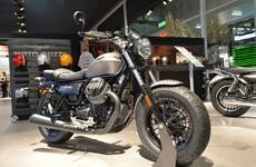 Moto Guzzi V9 2017